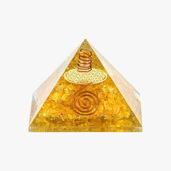 Buy Citrine Pyramid Wholesale online