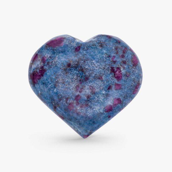 Ruby Kyanite hearts