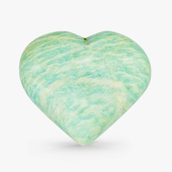 buy amazonite hearts online