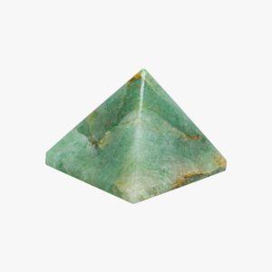 Green Aventurine pyramid