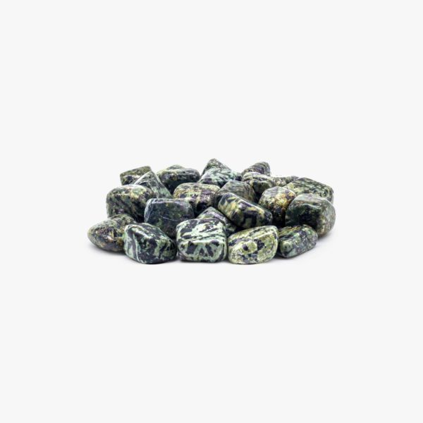 ocean jasper tumbled stone