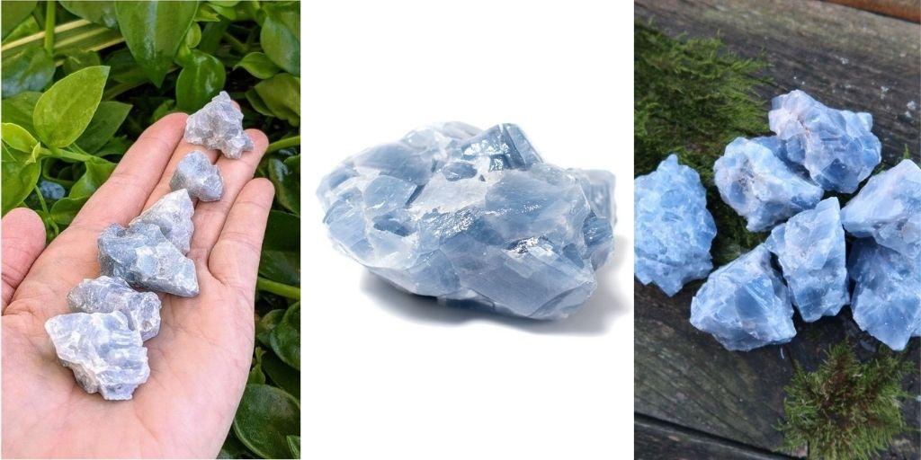 Calcite healing crystal