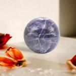 buy iolite sphere