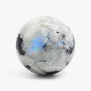 Buy Rainbow moonstone sphere online