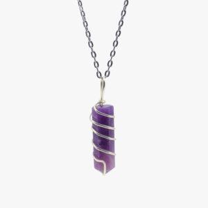 wholesale lepidolite pendant