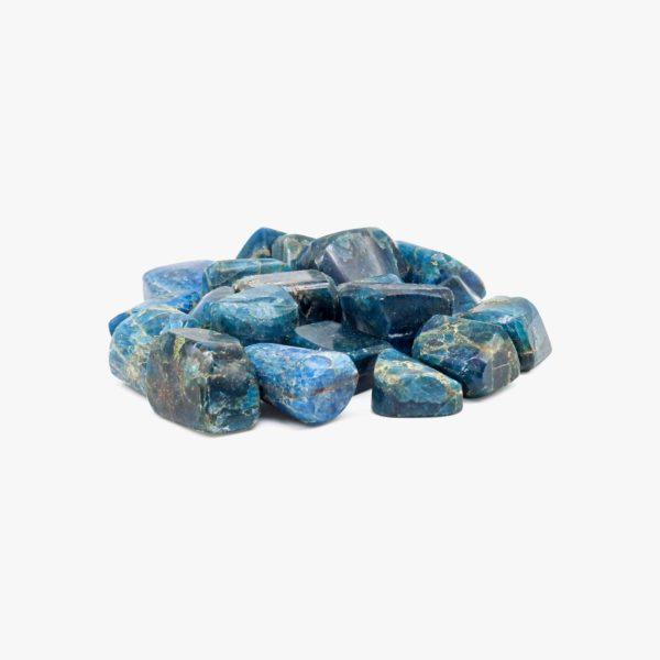 Apatite tumbled stones