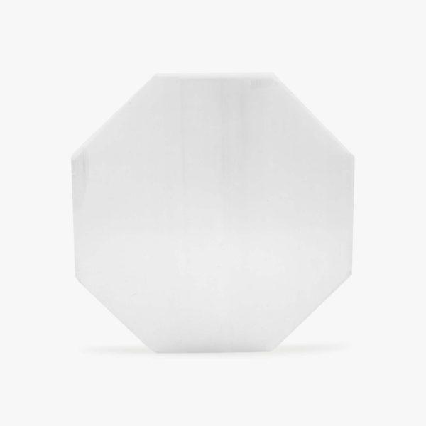 buy Large hexagonal selenite charging plate wholesale online