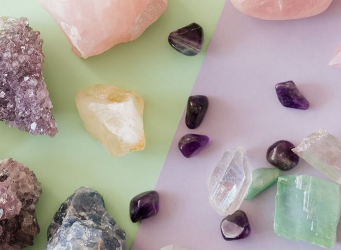Healing Crystals For Positivity