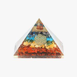 seven chakra pyramid wholesale