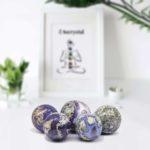 buy Cherry Blossom Agate sphere online
