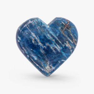 Buy Blue Apatite hearts wholesale online