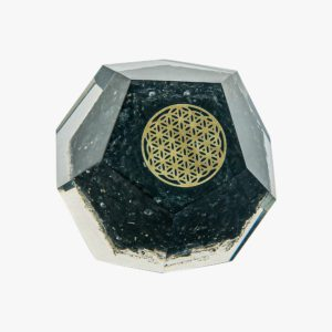 Black Tourmaline Dodecahedron