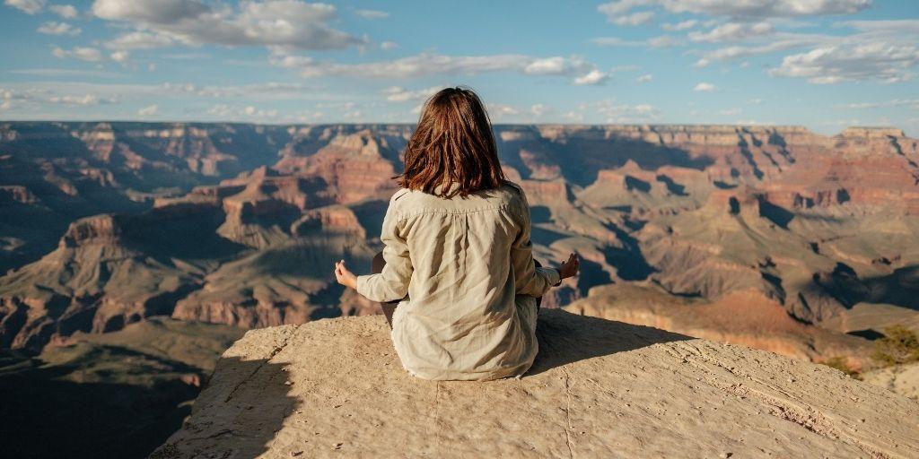 Meditate With Rose Quartz