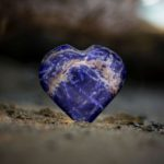 buy Sodalite hearts online