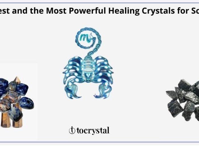 Healing Crystals for Scorpio