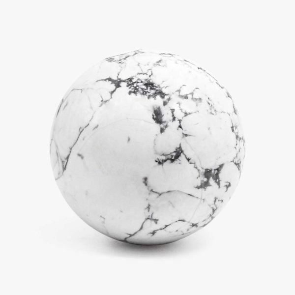 Howlite sphere online