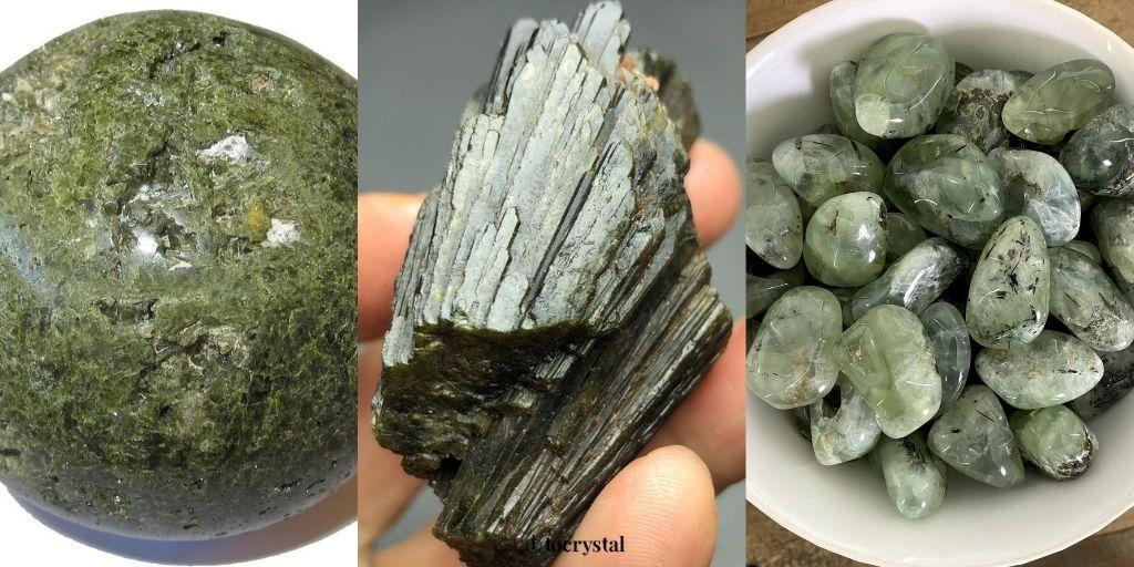 Epidote Healing Crystal