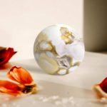 healing ocean jasper sphere