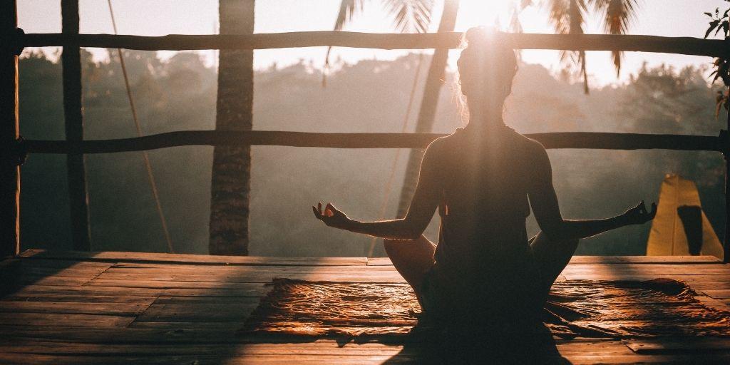 Meditate With Black Tourmaline