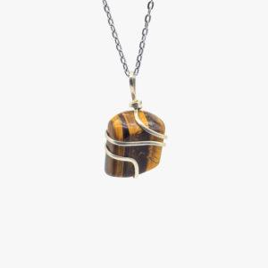 wholesale tiger eye pendant