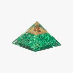 Malachite pyramids wholesale