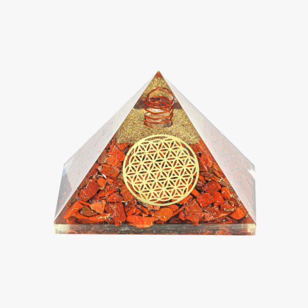 Buy Red Jasper Pyramid wholesale online