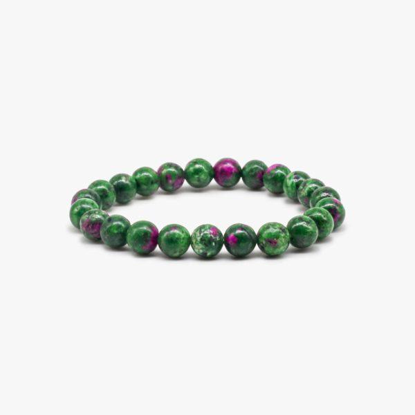 Ruby Zoisite healing bracelet
