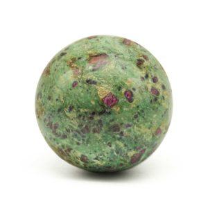 Buy Ruby Fuchsite sphere online