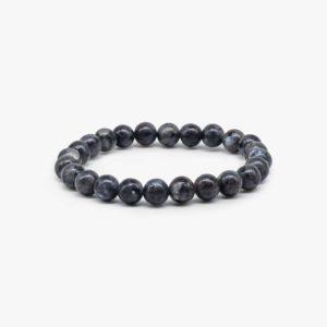 black Labradorite bracelets