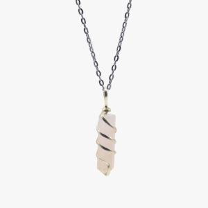 Buy Rose quartz pendant