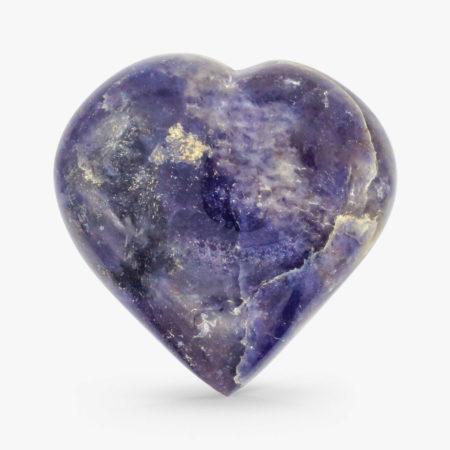 buy iolite heart wholesale online
