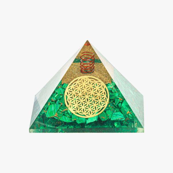 buy Malachite pyramid wholesale online