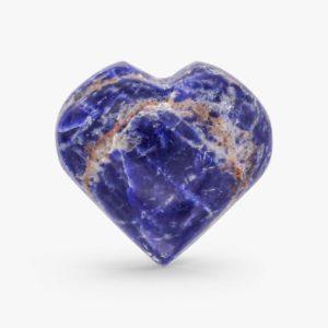 Buy Sodalite hearts wholesale online