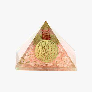 Buy rose quartz pyramid wholesale online