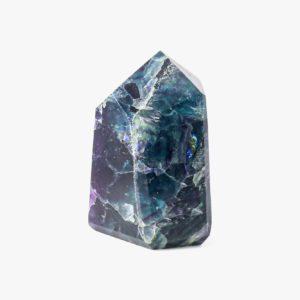 Rainbow Fluorite stone