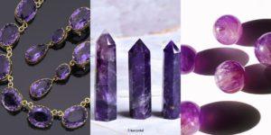 wholesale Amethyst healing crystal