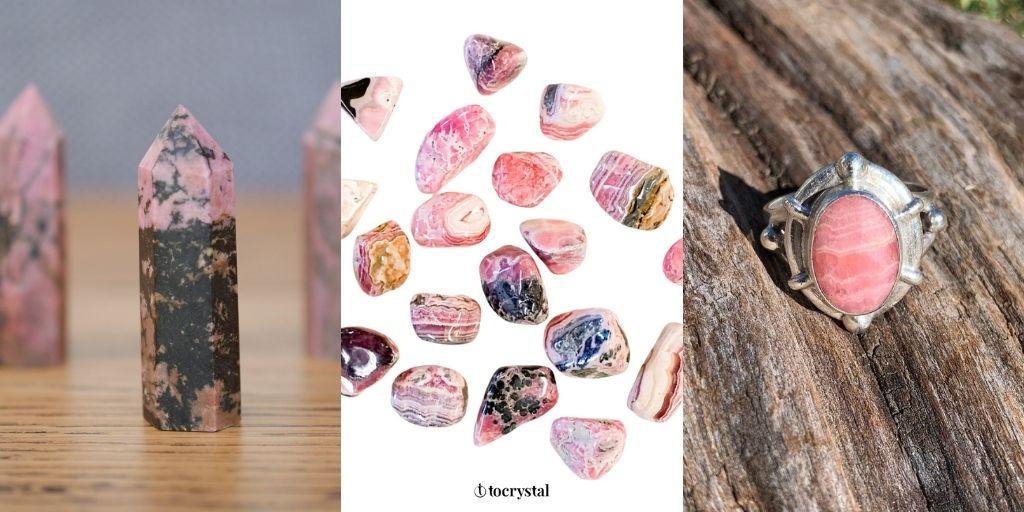 Wholesale Rhodochrosite Healing Crystal