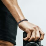 buy black Labradorite bracelets wholesale