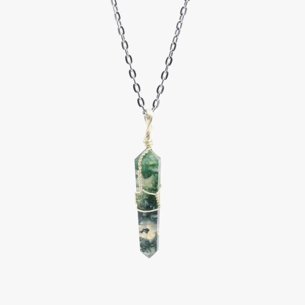 wholesale tree agate pendant