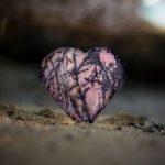 buy Rhodonite hearts online