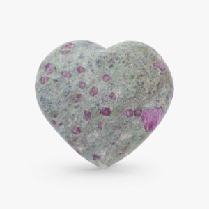 Ruby Fuschite hearts